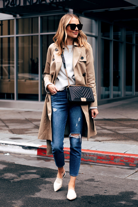 Trench Street Style 06