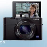 Regalar a tu madre una cámara compacta cuesta menos en Amazon si es la Sony DSC-RX100 Mk III: la tienes rebajada a 415 euros