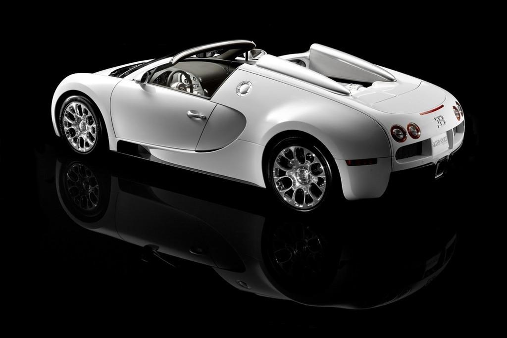 Foto de Bugatti Veyron Grand Sport (18/29)