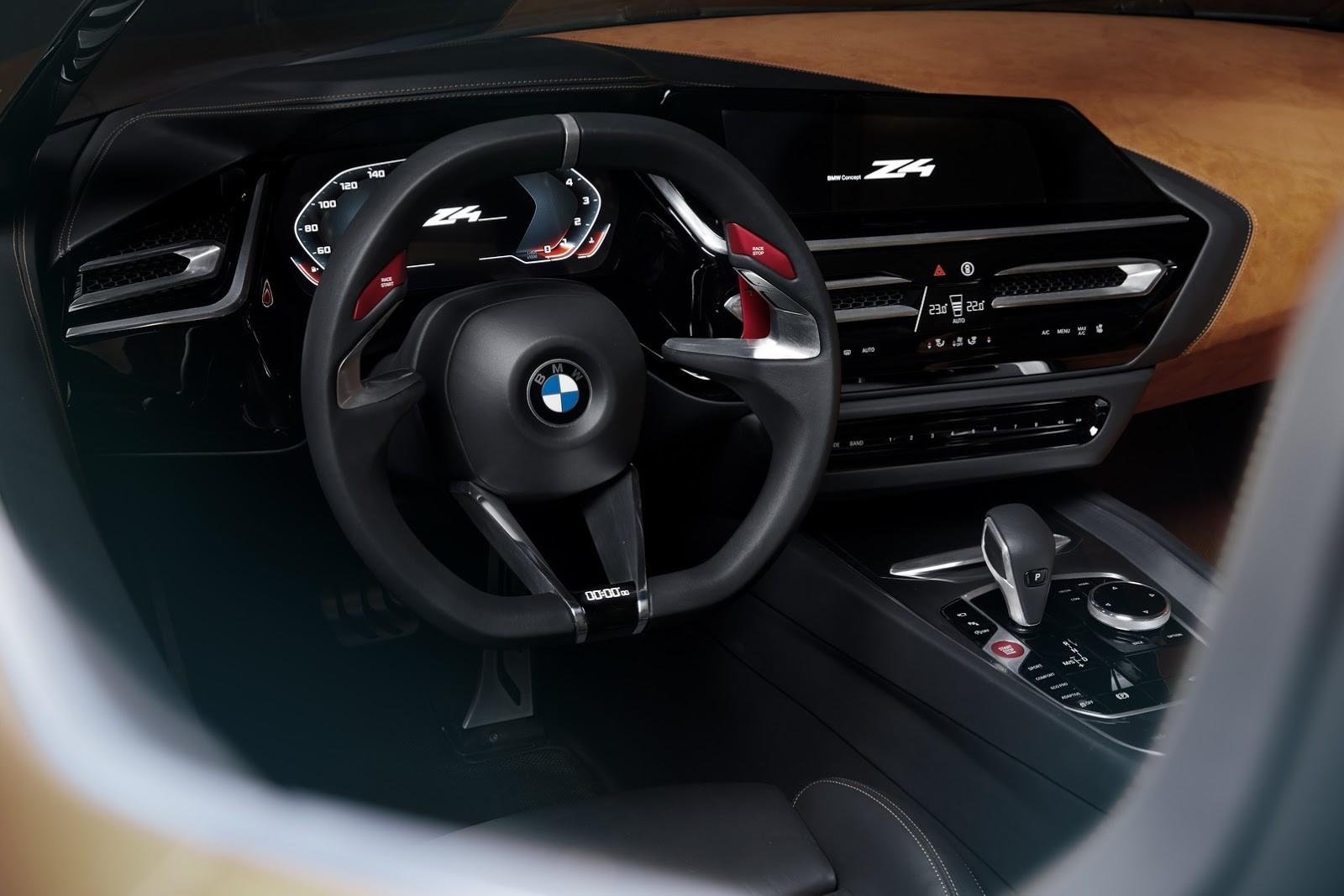 Foto de BMW Z4 Concept (14/19)