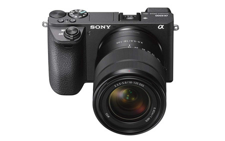 Sony A6500 18 135