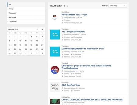 Tech Events In Vigo Pontevedra Spain Techevents Co