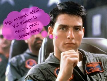 Tom Cruise tratará de despegar de nuevo el avión