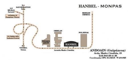 Cómo llegar al Mercadillo Hanbel en Andoain