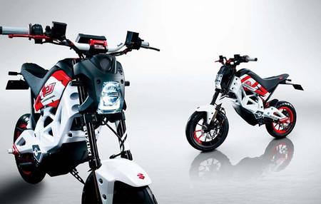 Suzuki Extrigger Moto Electrica 2
