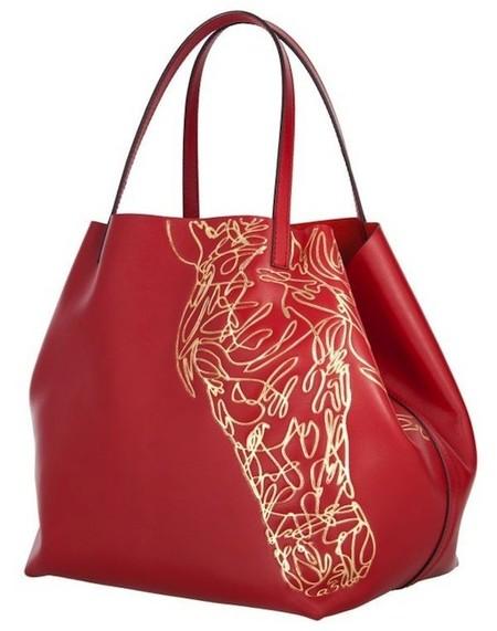ch matryoshka horse bag