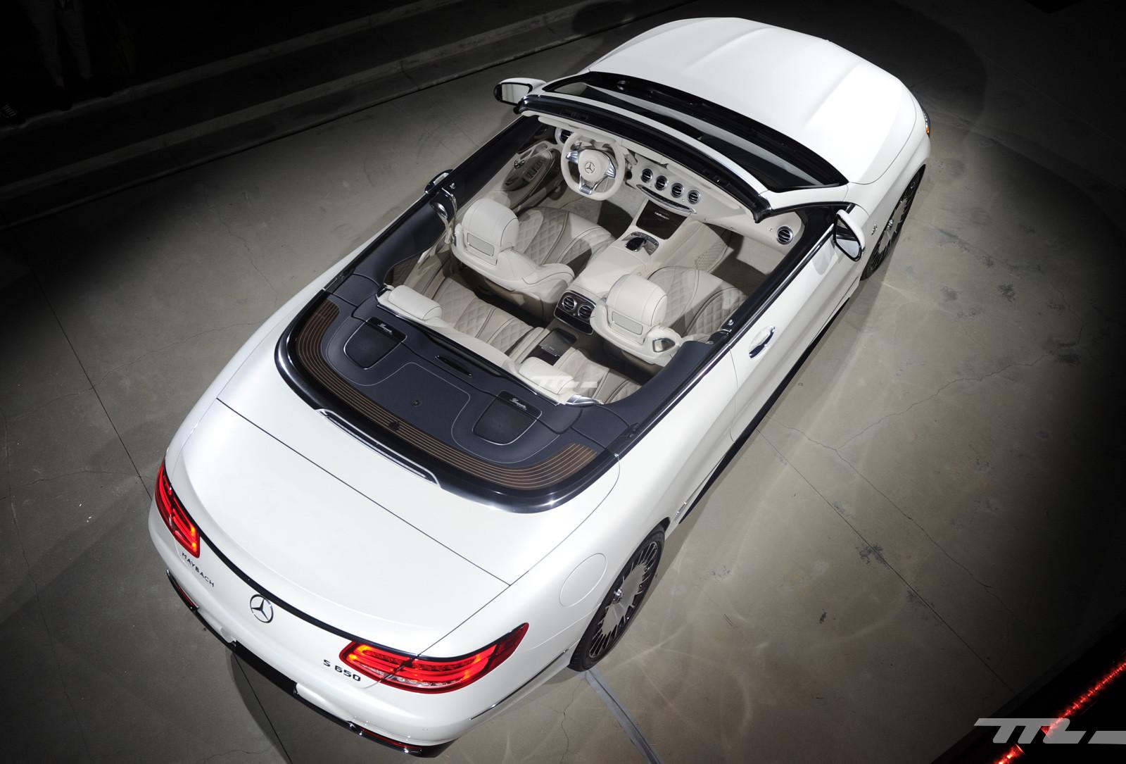 Foto de Mercedes-Maybach S 650 Cabrio (14/37)