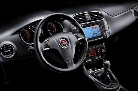 Interior del Fiat Bravo MY 2013