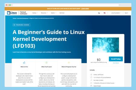 Curso Kernel De Linux Gratis