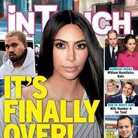 ¡Una Kardashian en portada!