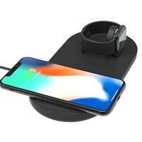 Griffin presenta hasta cuatro bases de carga inalámbrica diferentes para el iPhone y el Apple Watch