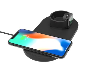 Griffin presenta hasta cuatro bases de carga inalámbrica diferentes para el iPhone y el Apple Watch