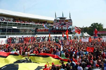 El sentimiento Ferrari. Cuore Rosso