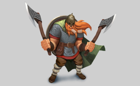 Civilizationvi Norway Berserker Concept