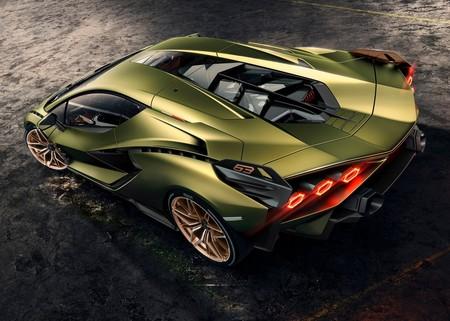 Lamborghini Sian 2020 1280 07