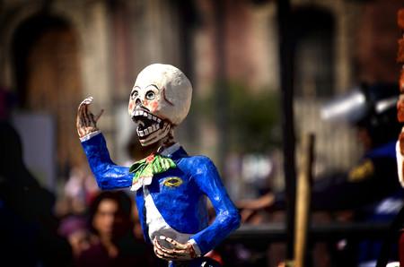 Día Muertos México