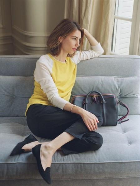 Sofía Coppola reedita su bolso para Louis Vuitton, ¿cuánto tardaremos en vérselo a alguna celebrity?