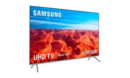 Gran diagonal, 4K, prestaciones smart y un precio estupendo: la Samsung UE55MU7005TXXC, en eBay, por sólo 949 euros