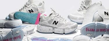 New Balance y Jaden Smith presentan una zapatilla que te conquistará con su espíritu sostenible y diseño urbano