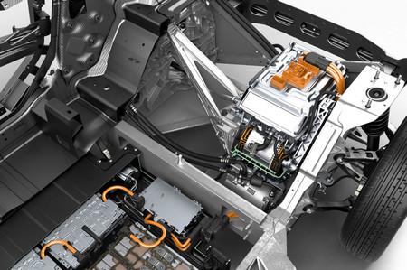 Bmw I3 Motor electrico