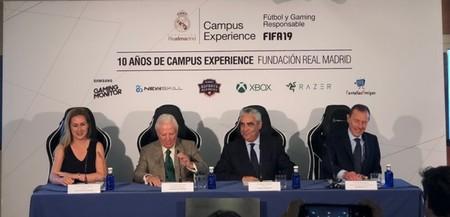El Real Madrid une fútbol y videojuegos con su Campus Experience