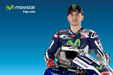 Fotografíate con la moto de Jorge Lorenzo y gana un encuentro exclusivo con él