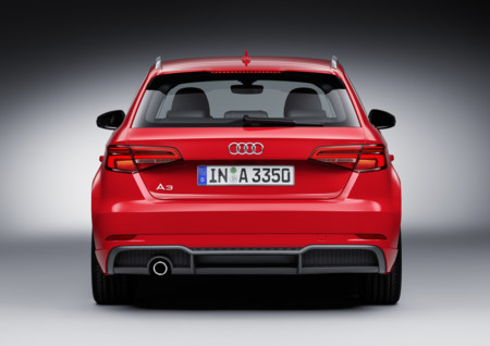 Audi A3 2017 zaga
