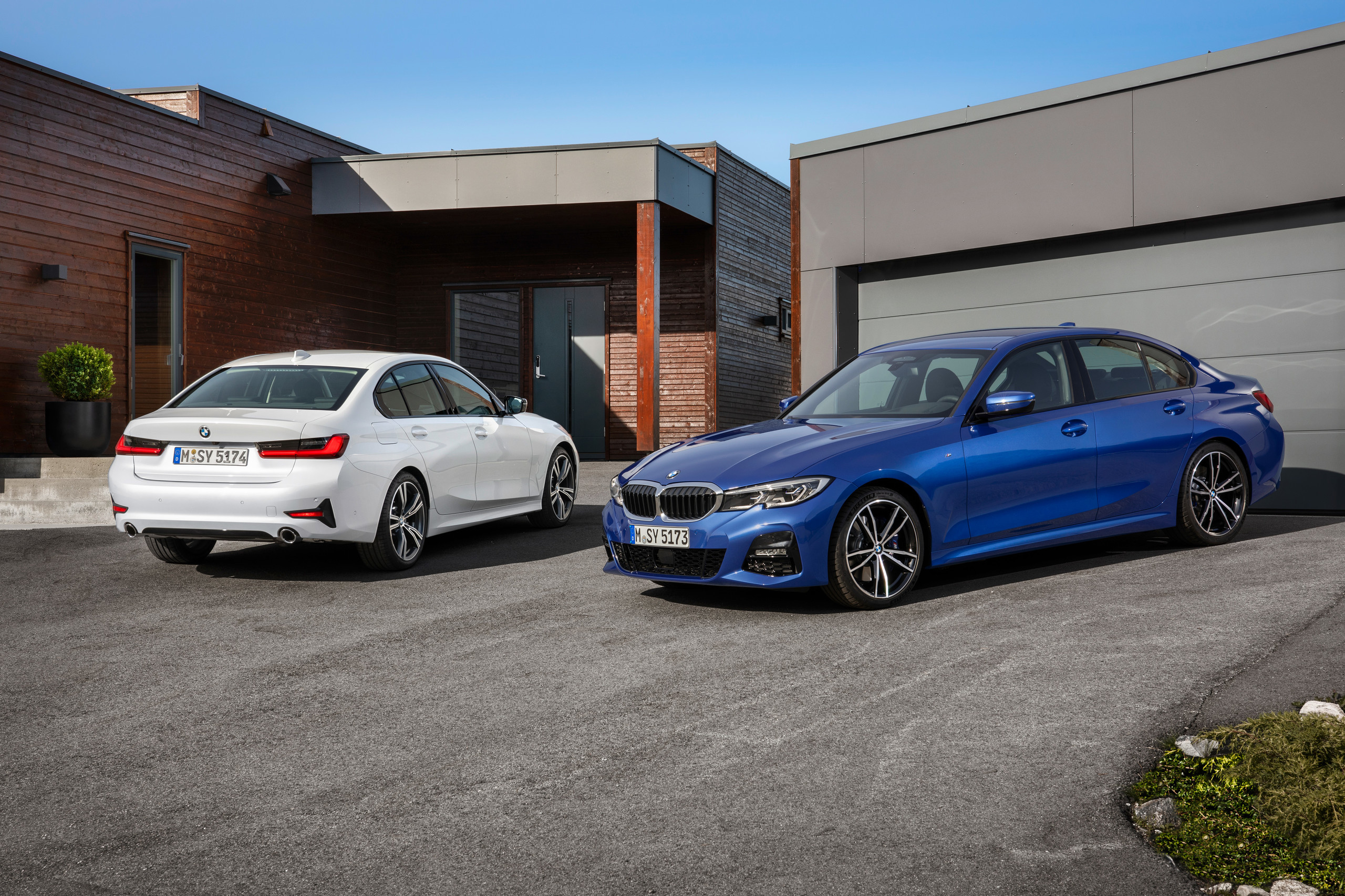 Foto de BMW Serie 3 2019 (2/15)