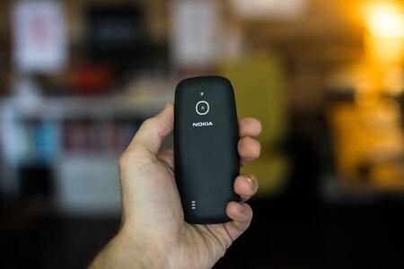 Imagen del Nokia 3310 de 2017.