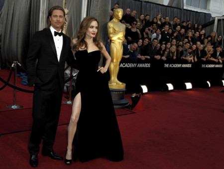 En días como hoy a ninguna mujer nos gustaría estar en la piel de Angelina Jolie