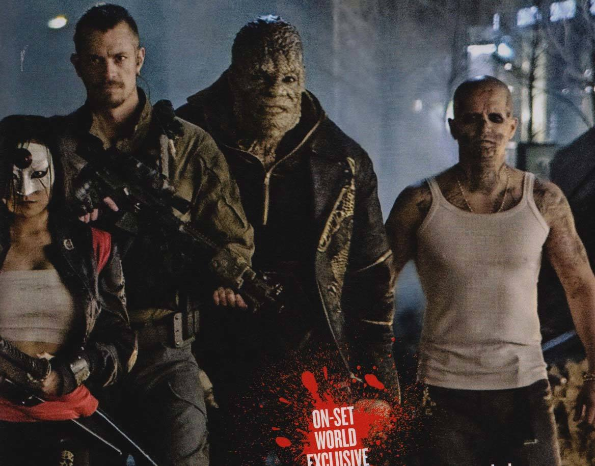 Nuevas imágenes de Suicide Squad