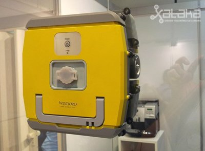 Windoro, el robot limpiacristales, y otros terrores tecnológicos