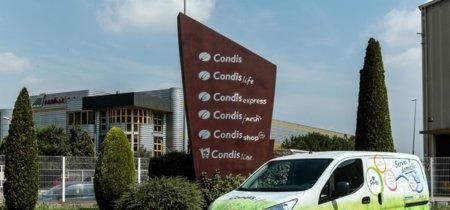 Tres furgoneta eléctricas Nissan e-NV200 tienen mucho sentido para el servicio de reparto de Condis