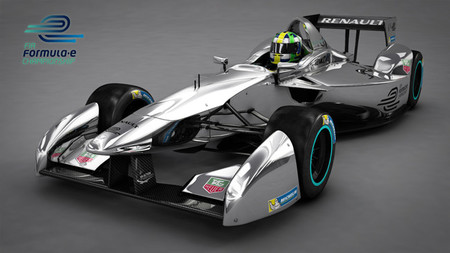 Williams se suma al proyecto Fórmula E