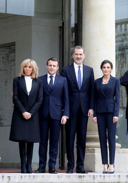Paris Traje Armani