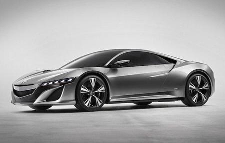 El sucesor del Acura RL dispondrá del sistema híbrido de tracción integral del NSX
