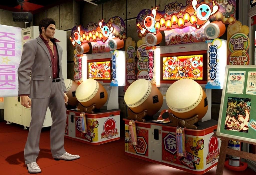 080616 Sega Arcade