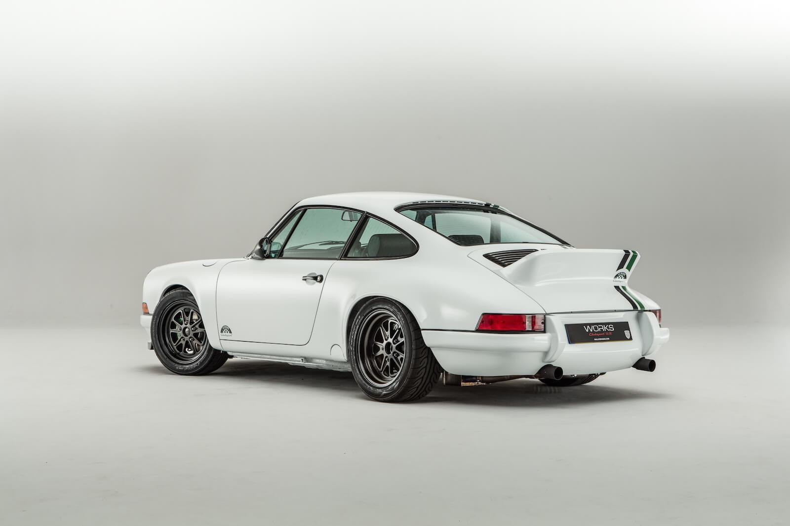 Foto de Porsche 911 Le Mans Classic Clubsport (1/7)