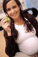 Comer fuera de casa estando embarazada