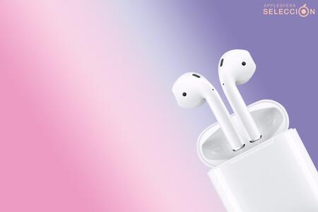Los AirPods 2 están más baratos que nunca en Amazon por 105 euros: los auriculares Bluetooth sin cables más populares de Apple