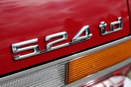 BMW 542td E28