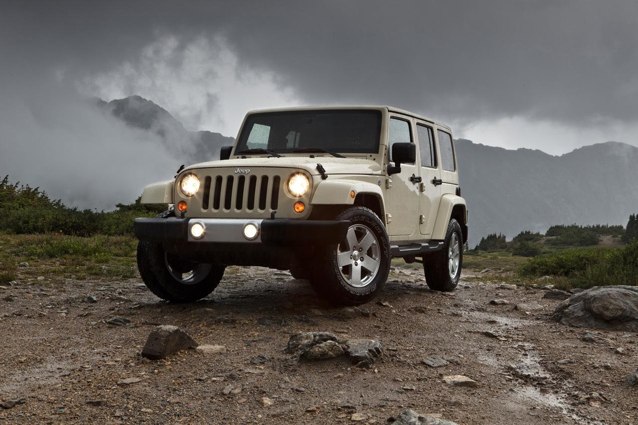 Foto de 2011 Jeep Wrangler (12/27)