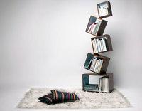 Cinco originales estanterías para poner tus libros