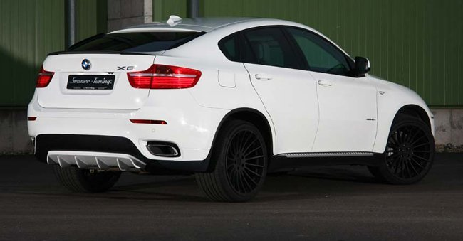 BMW X6 por Senner Tuning