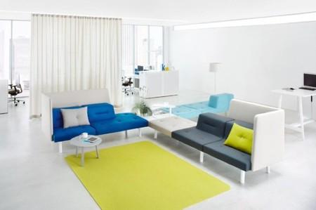 Ophelis Docks, mobiliario de oficina funcional y adaptado a las necesidades de hoy en día