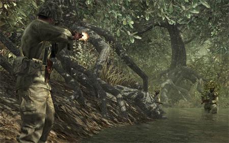 Nuevas imágenes de 'Call of Duty: World at War'