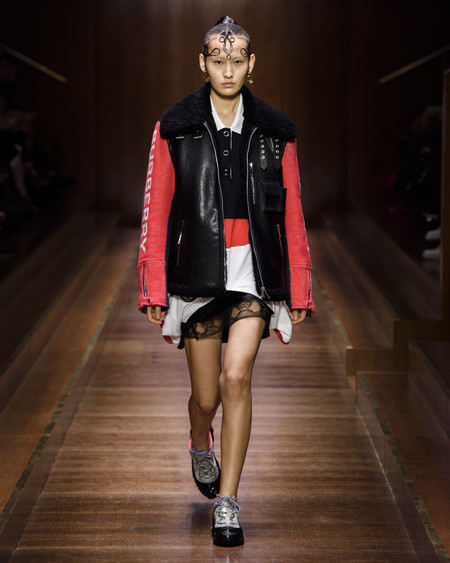 Burberry Autumn Winter 2019 Collection Look 3