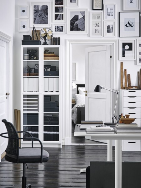 24 Salones Ikea