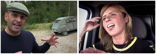 Top Gear y otra vuelta de tuerca: Chris Harris y Sabine Schmitz podrían ser sus nuevas caras