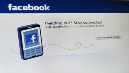Facebook tiene más de 350 millones de usuarios móviles